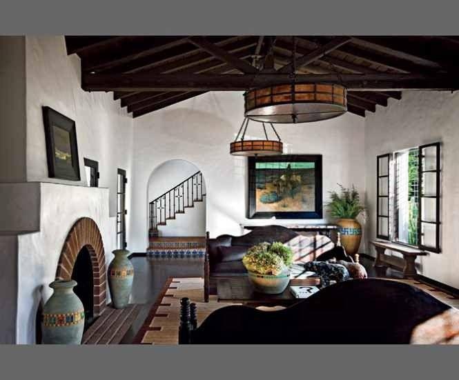 Spanish Style Homes Interior Decorating