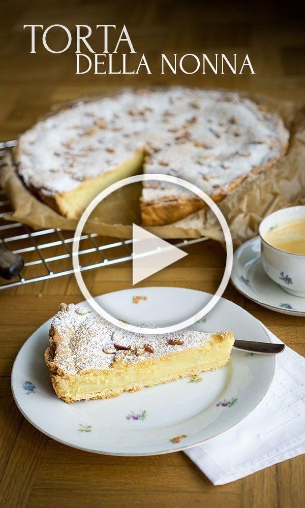 Photo of Torta della Nonna, eine Italienische Spezialität | Madame Cuisine