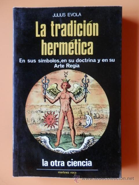 la tradicion hermetica evola - Cerca con Google
