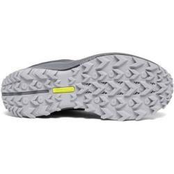Photo of Saucony Peregrine shoes men gray 42.5 Saucony