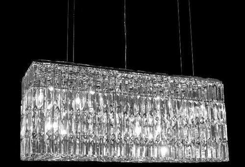 New crystal chandelier polished chrome 9x13x44 ebay 2095 new crystal chandelier polished chrome 9x13x44 ebay 2095 aloadofball Image collections