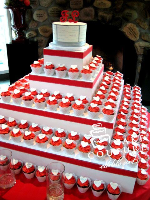 Cake Couture - edible art - Wedding Gallery