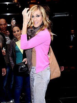 Sarah Jessica Parker Fashion Style