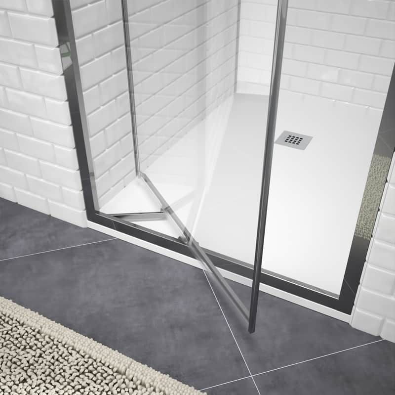 Mampara de ducha Habitat de Salgar | Banium.com en 2020 ...