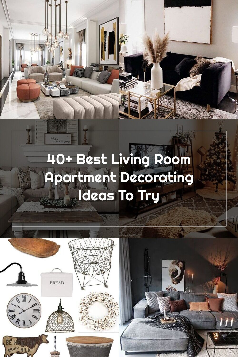 40 Best Living Room Apartment Decorating Ideas To Try Whether You Are Moving Into A New Apartment Or Home In 2020 Apartment Room Apartment Living Room Living Decor