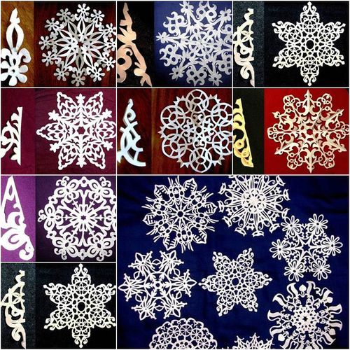 Httpimgfaveview5354406 christmas pinterest paper diy paper snowflake craft diy christmas diy ideas diy crafts do it yourself crafty snowflake winter crafts christmas crafts solutioingenieria Images