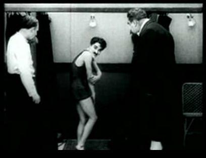 Charlie Chaplin -September morning