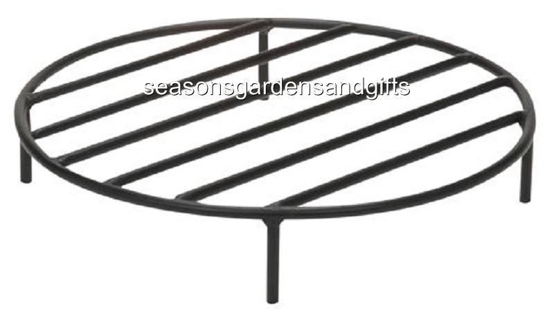 Round Steel Outdoor Fire Pit Cooking Grill Grate - FREE SHIPPING!: $58.95  End Date - Round Steel Outdoor Fire Pit Cooking Grill Grate - FREE SHIPPING