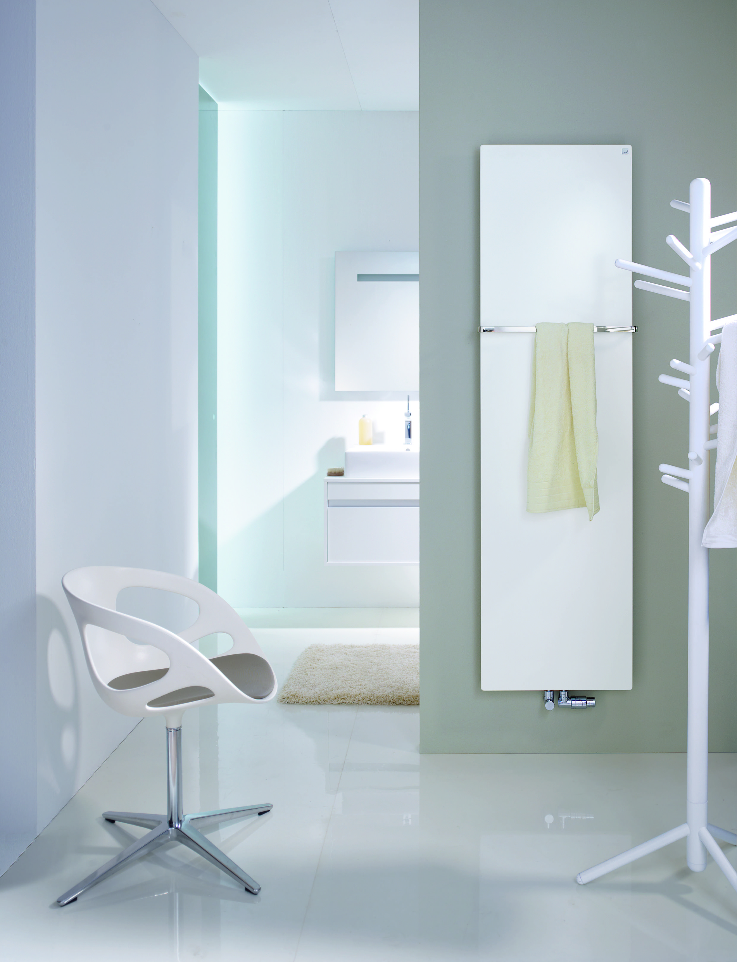 Zehnder Designer decorative radiators and towel rails for bathroom ...