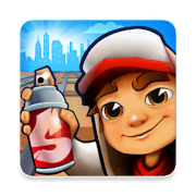 Subway Surfers Free Play And Download Gamebass Com Subway Surfers Subway Surfers Game Subway Surfers Download
