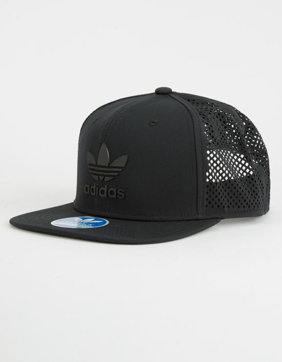 ADIDAS Beacon Mens Trucker Hat  d8eedf7d1f3
