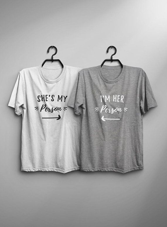 8033d3bb3d4d7 Best friend shirt birthday gift for her matching funny tshirt graphic tee  women lesbian couples shir