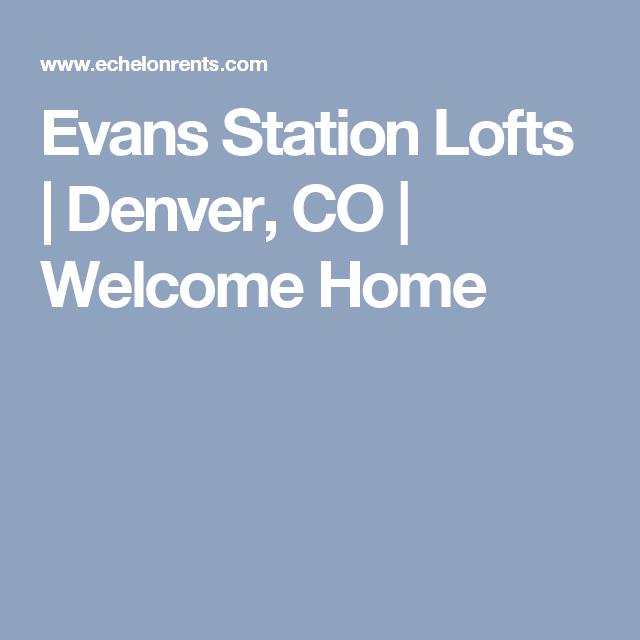 Evans Station Lofts
