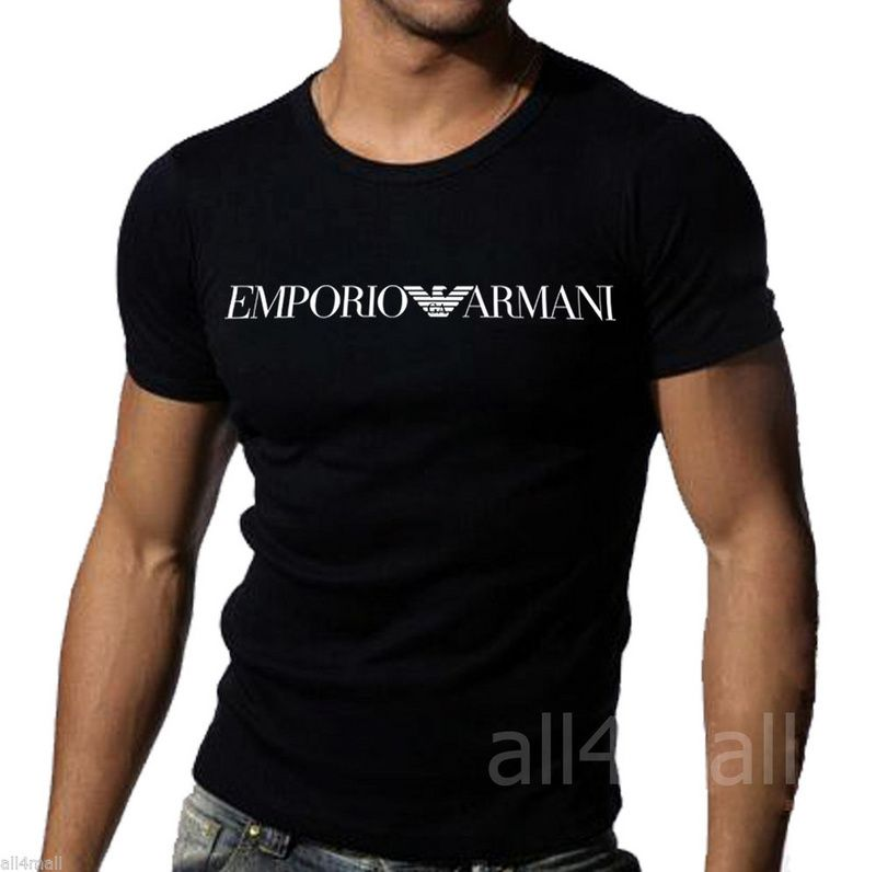 67e2acf1f5 emporio armani men T-shirts-EA13980B | Men's fashion | Armani shirts ...