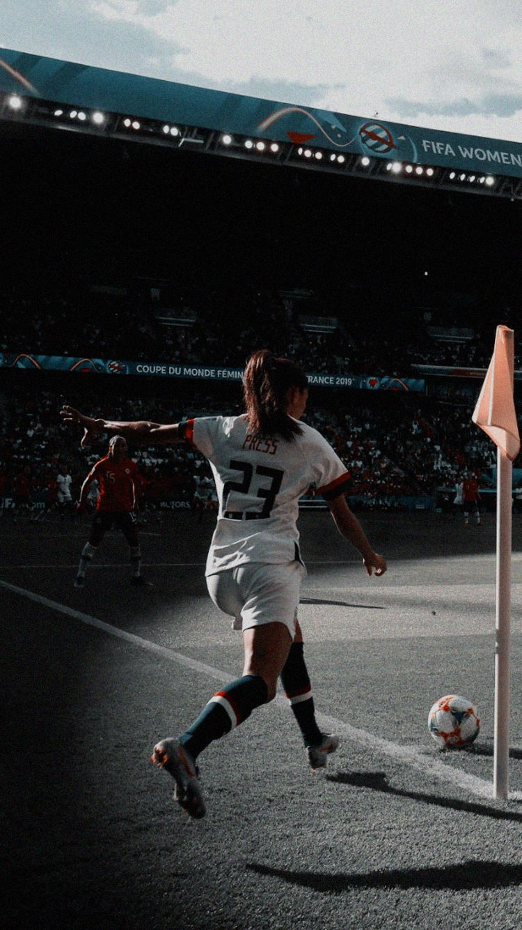 Lockscreens Christen Press Asked By Anon Soccer Photography Usa Soccer Women Soccer Pictures