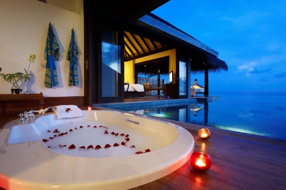 Exotic And Romantic Places For Honeymoon Most Beautiful Places Most Beautiful Places In The