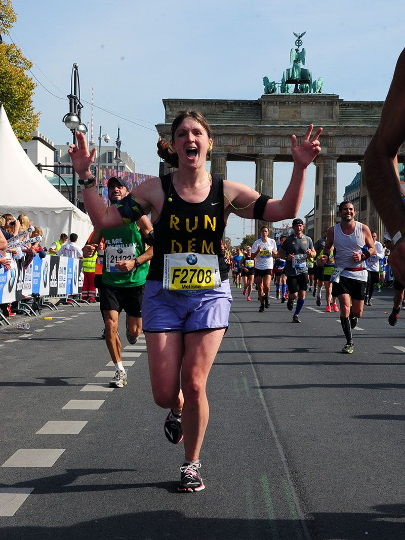 what to wear for berlin marathon