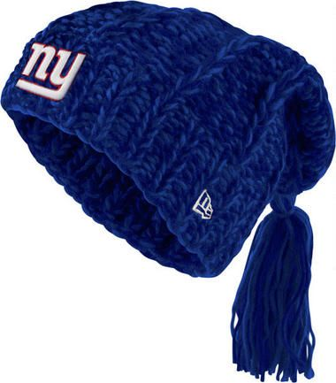 cbbfedf9 New York Giants Womens New Era Winter Slouch Knit Hat | Outfit ...