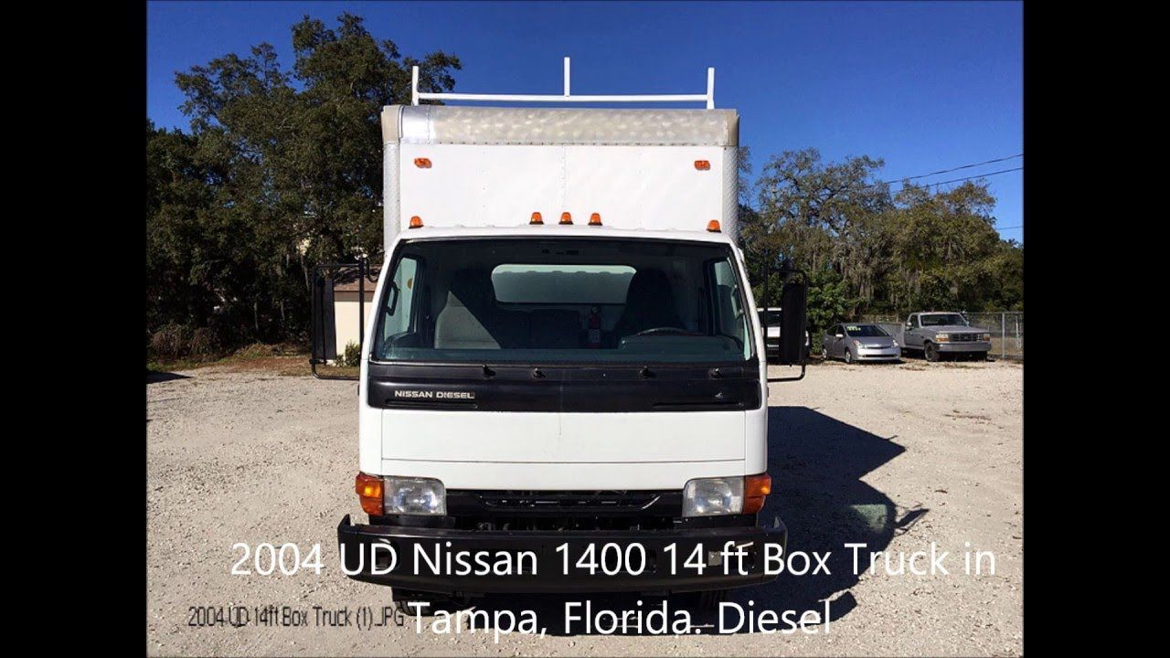 Commercial Trucks Semi Trucks Tampa Fl Nissan Diesel Trucks For Sale Used Trucks For Sale