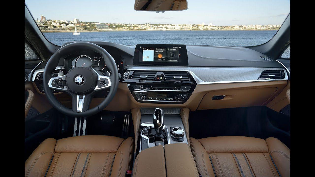 2019 Bmw 5 Series Sedan 520i M Sport With Images