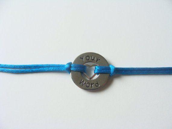 Personalized Bracelet, Washer Bracelet, Custom Bracelet, Personalized Jewelry, Gift#bracelet #custom #gift #jewelry #personalized #washer