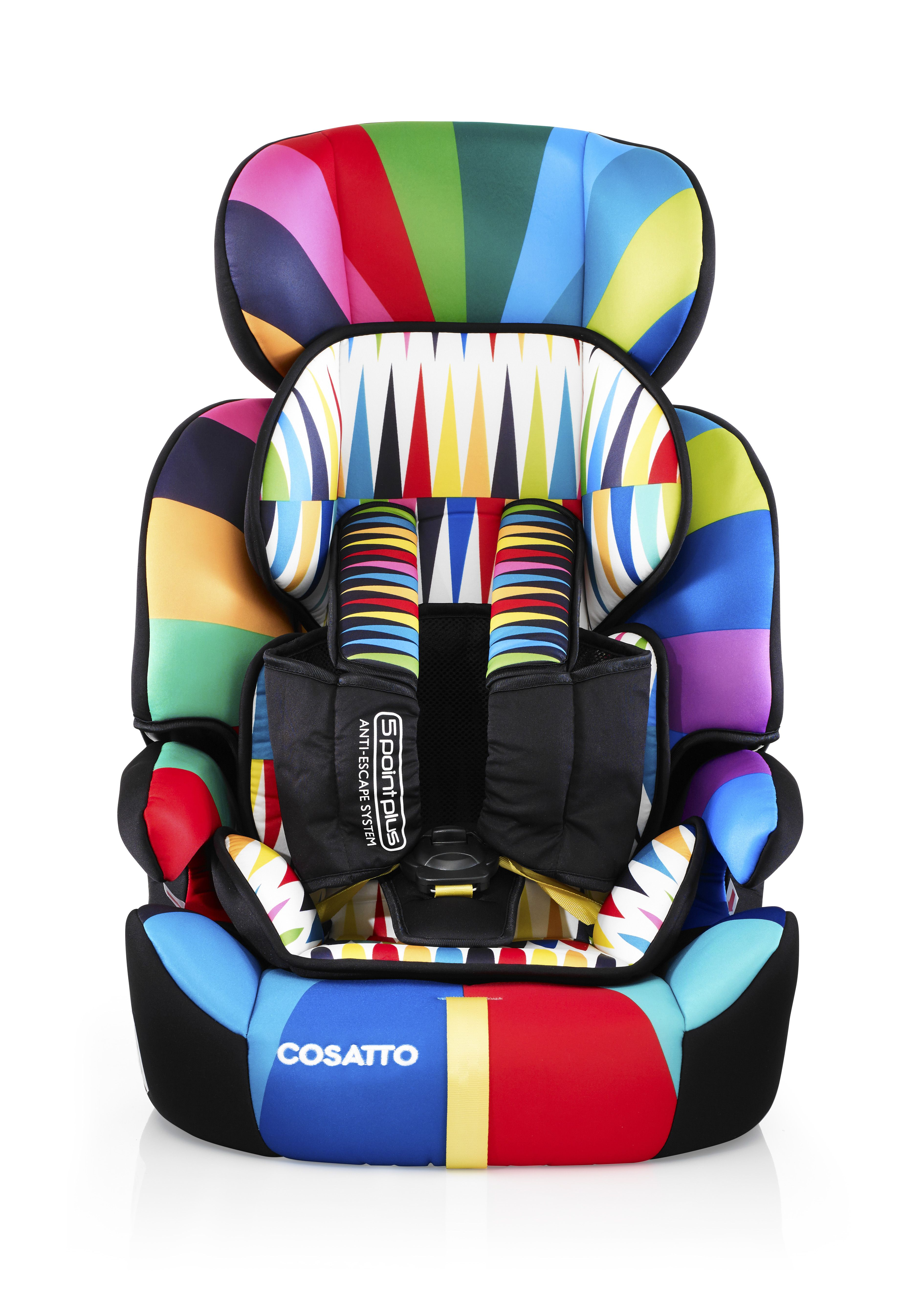Cosatto Zoomi In Group 123 Go Brightly 2 The Daddy