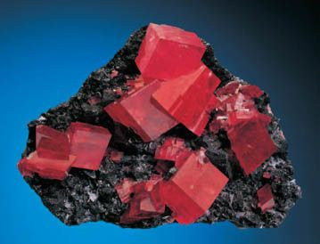 Rhodochrosite With Tetrahedrite From The Sweet Home Mine Alma Park County Colorado Daniel Trinchillo Jr Specimen Jeff Scovil Photo