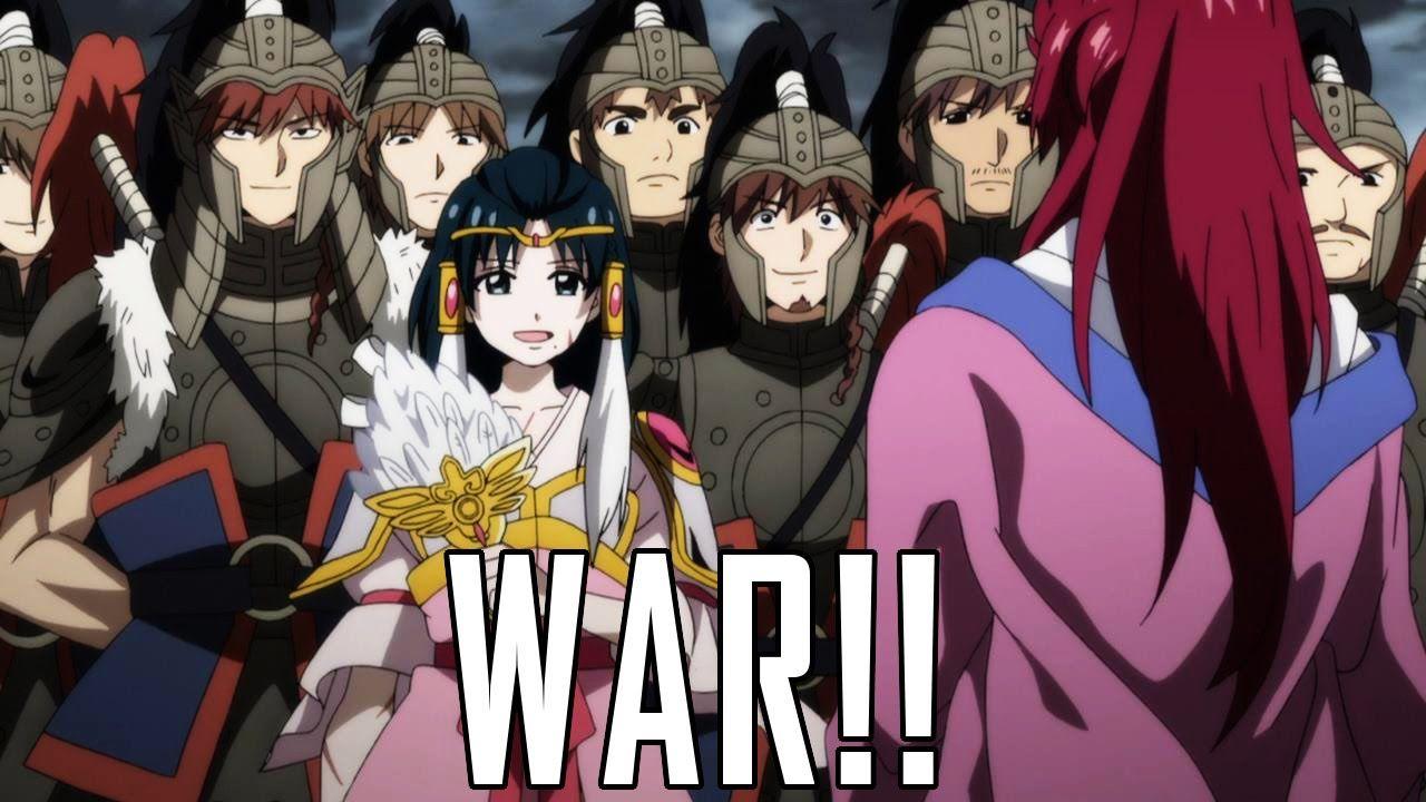 Live Reaction Magi The Kingdom of Magic Episode 11