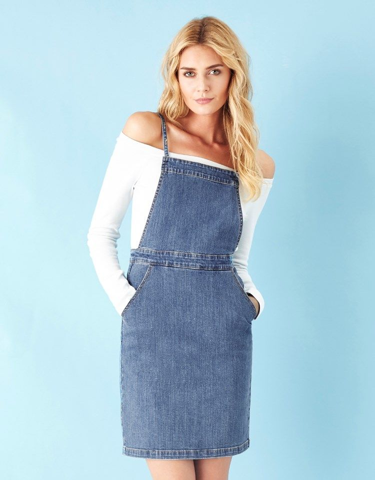 DUNGAREES - Short dungarees Lipsy Recommend JlKbb