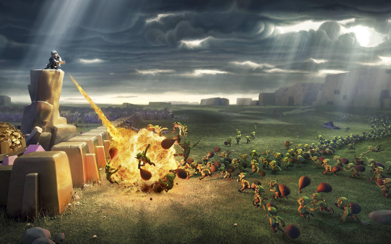 Gambar Karya Seni Fantasi Oleh Assassin Creed IV Pada CLASH