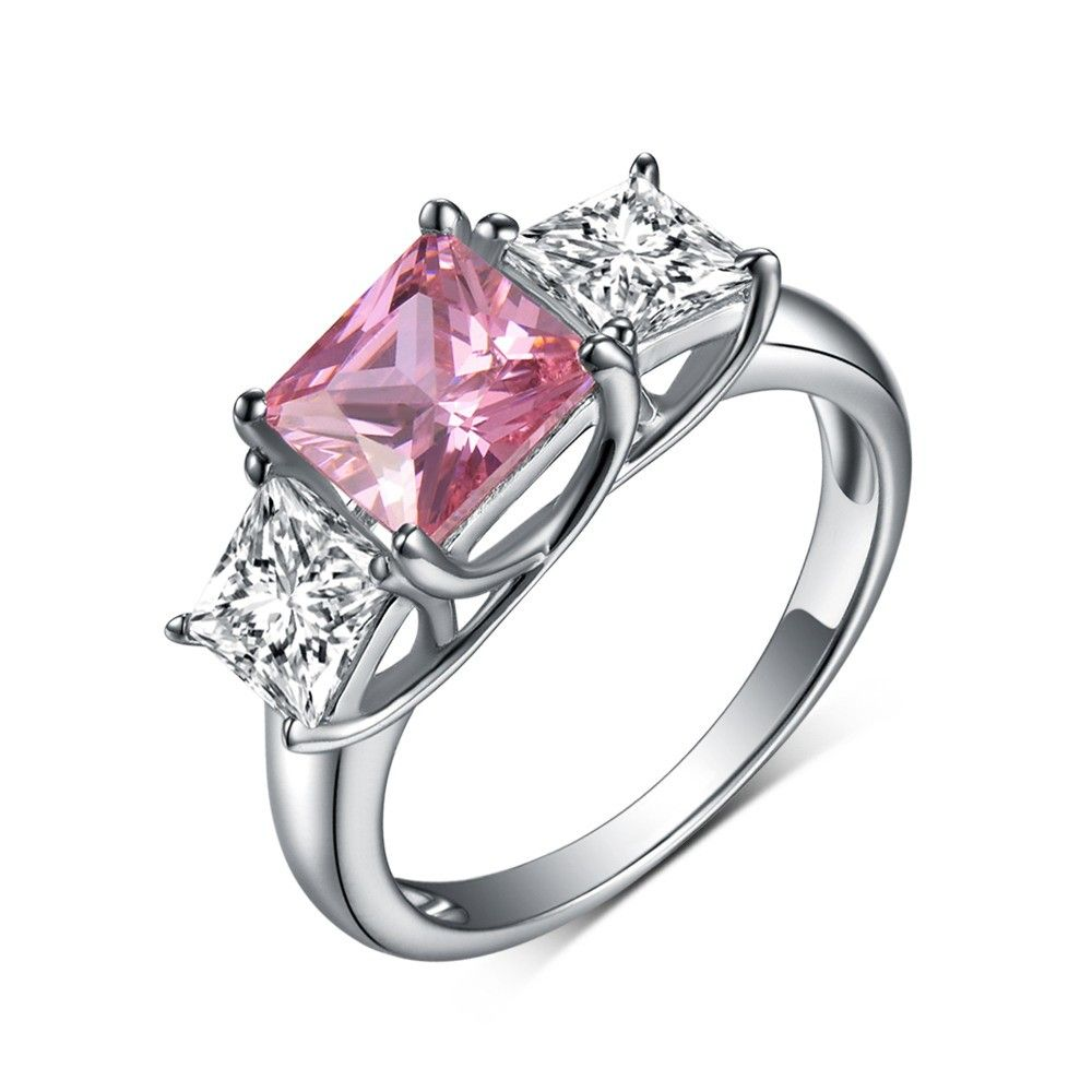 Pin On Love Pink Tourmoline Sterling Silver