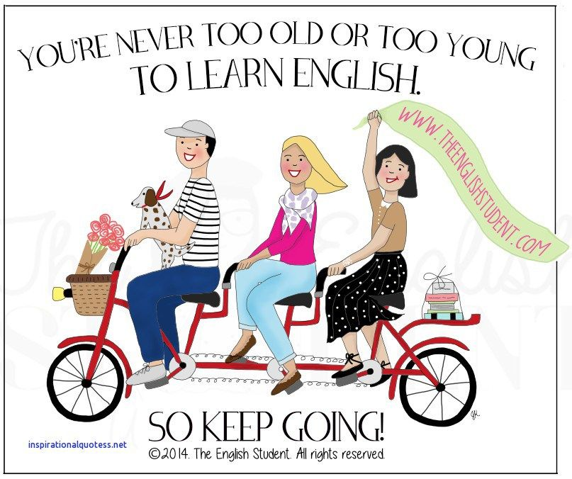 Inspirational Quotes About Learning English Arte Learn English