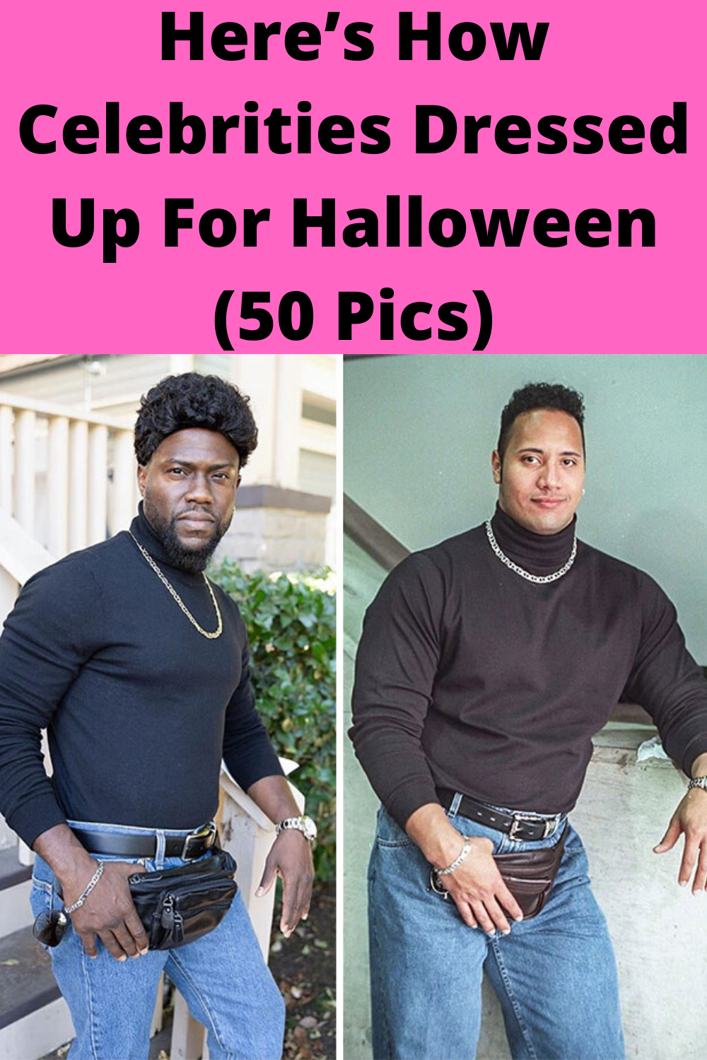 How Did Celebrities Dresses Up For 2020 Halloween Here's How Celebrities Dressed Up For Halloween (50 Pics) in 2020