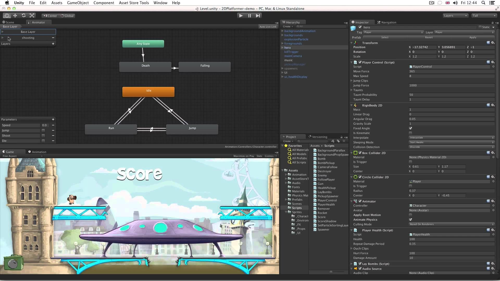 2d Game Development Walkthrough Game Development Unity Game Development Video Game Development