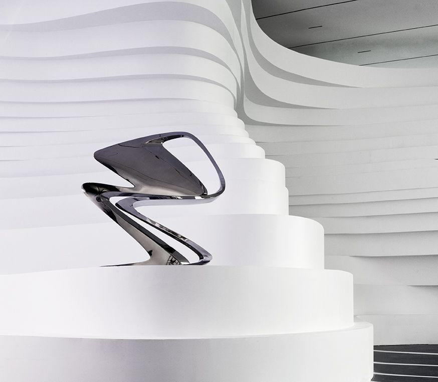 Salone Del Mobile 2019 / Zaha Hadid Design | Zaha Hadid Design -  Salone Del Mob...  #del #Design #hadid #Mob #Mobile #Salone #Zaha
