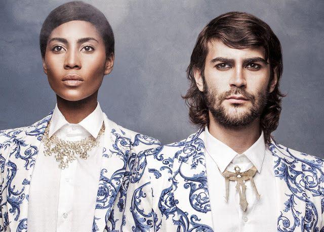 """Fashion Editorial """"Color Issues""""  www.sttylista.com"""