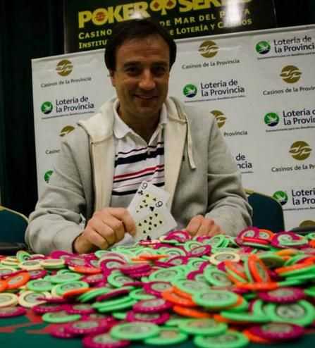 Juan Pablo Reverter triunfa en el último Poker Series