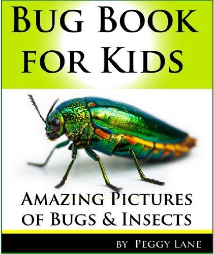 Bug Book for Kids: Amazing Pictures of Bugs and Insects! Learn Fun Facts in this Kids Book about Bugs from Australia by Peggy Lane, http://www.amazon.com/dp/B00FCOEEYC/ref=cm_sw_r_pi_dp_jKeCsb1RFTW79