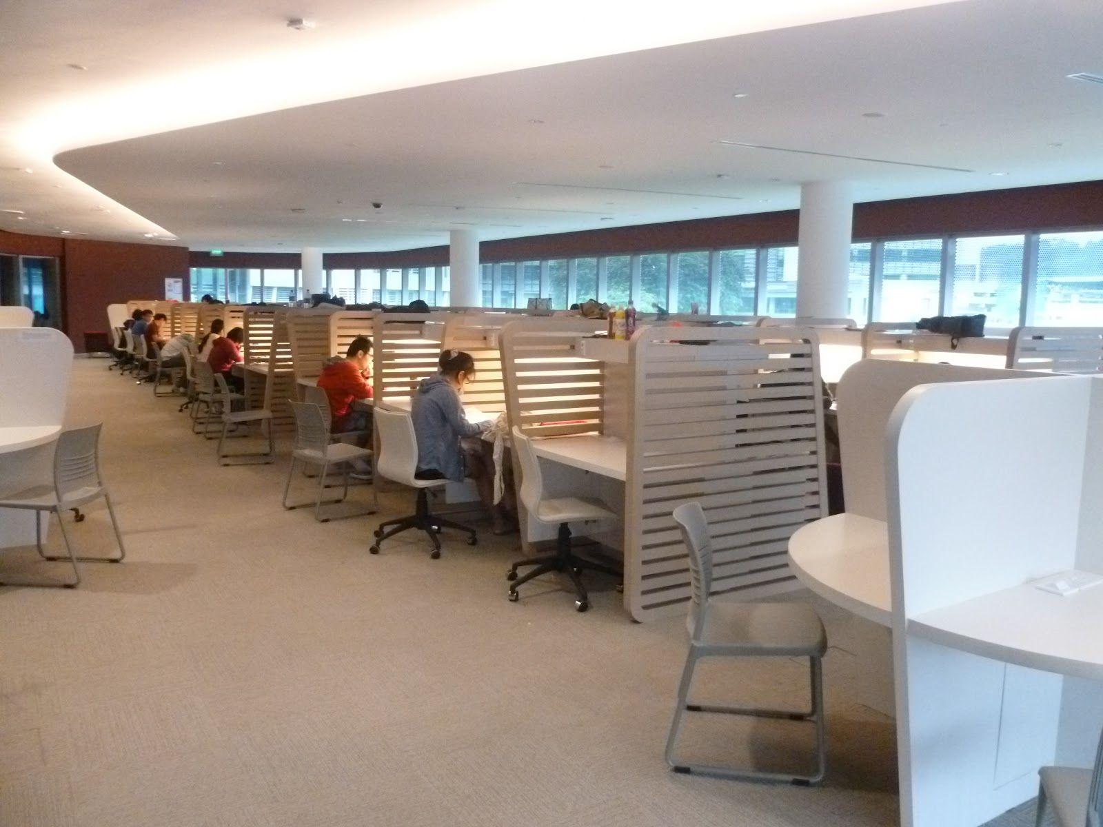 Study carrel option library design pinterest for Office design language
