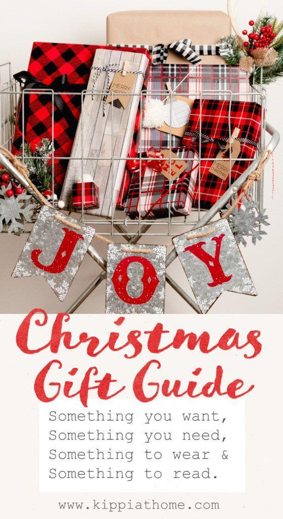 Christmas Gift Guide | Simple Christmas Gift Ideas | Handmade Gifts
