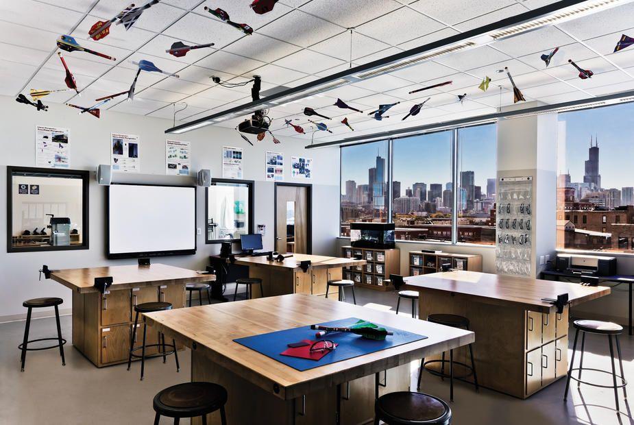 Sala De Fisica Interior Design School University Interior Design School Interior