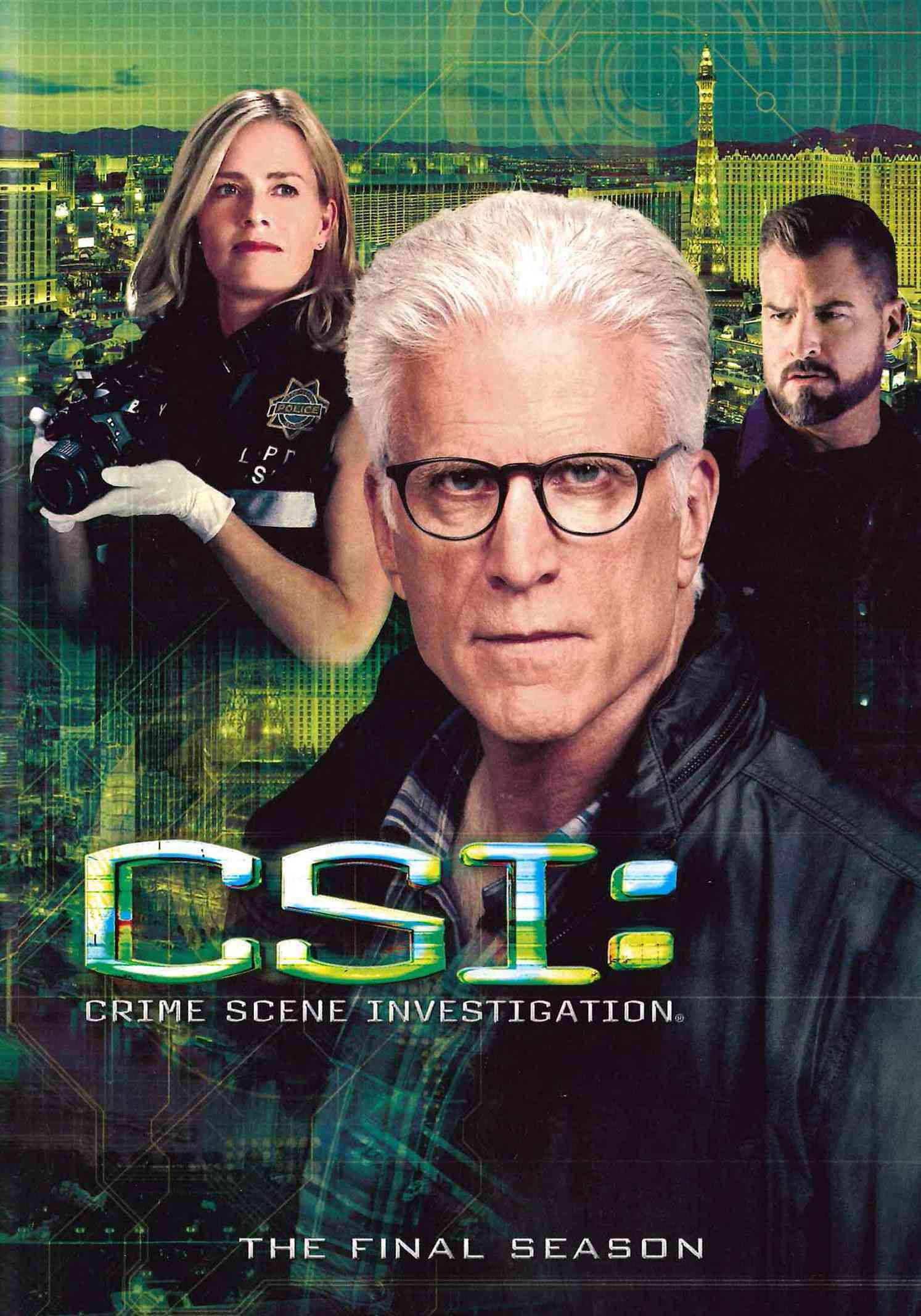 CSI: Crime Scene Investigation - Watch Full Episodes and ...