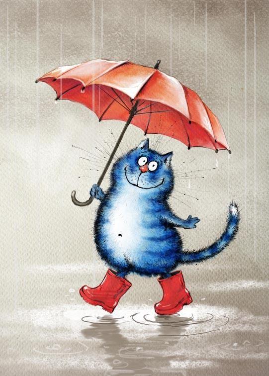 Посмотреть иллюстрацию Рина З. - Le chat botté. Вообще-то Кот всапогах, нотак хочется чего-то французского…