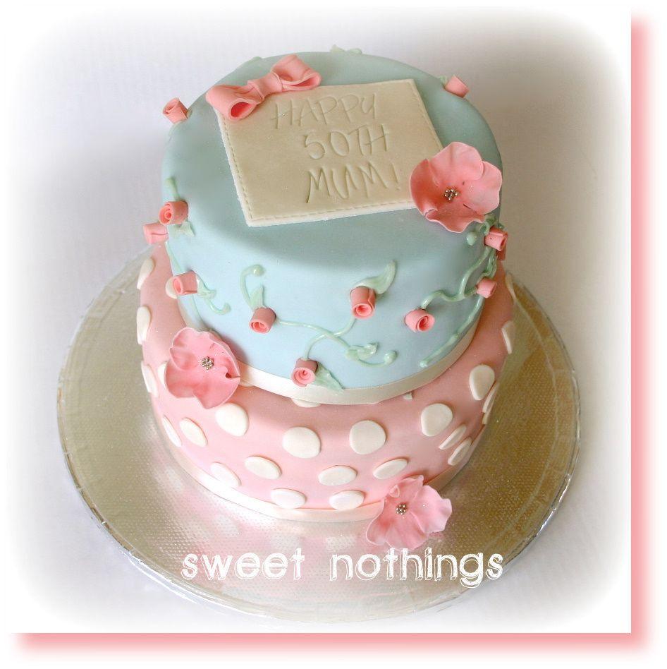 Shabby Chic Birthday Cakes Cath Kidston Shabby Chic Birthday