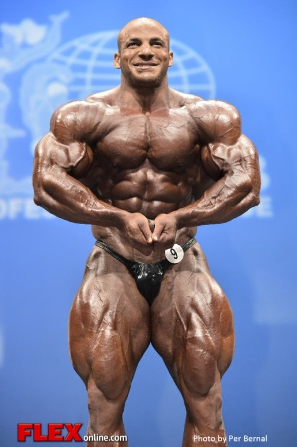 bodybuilder interview steroids