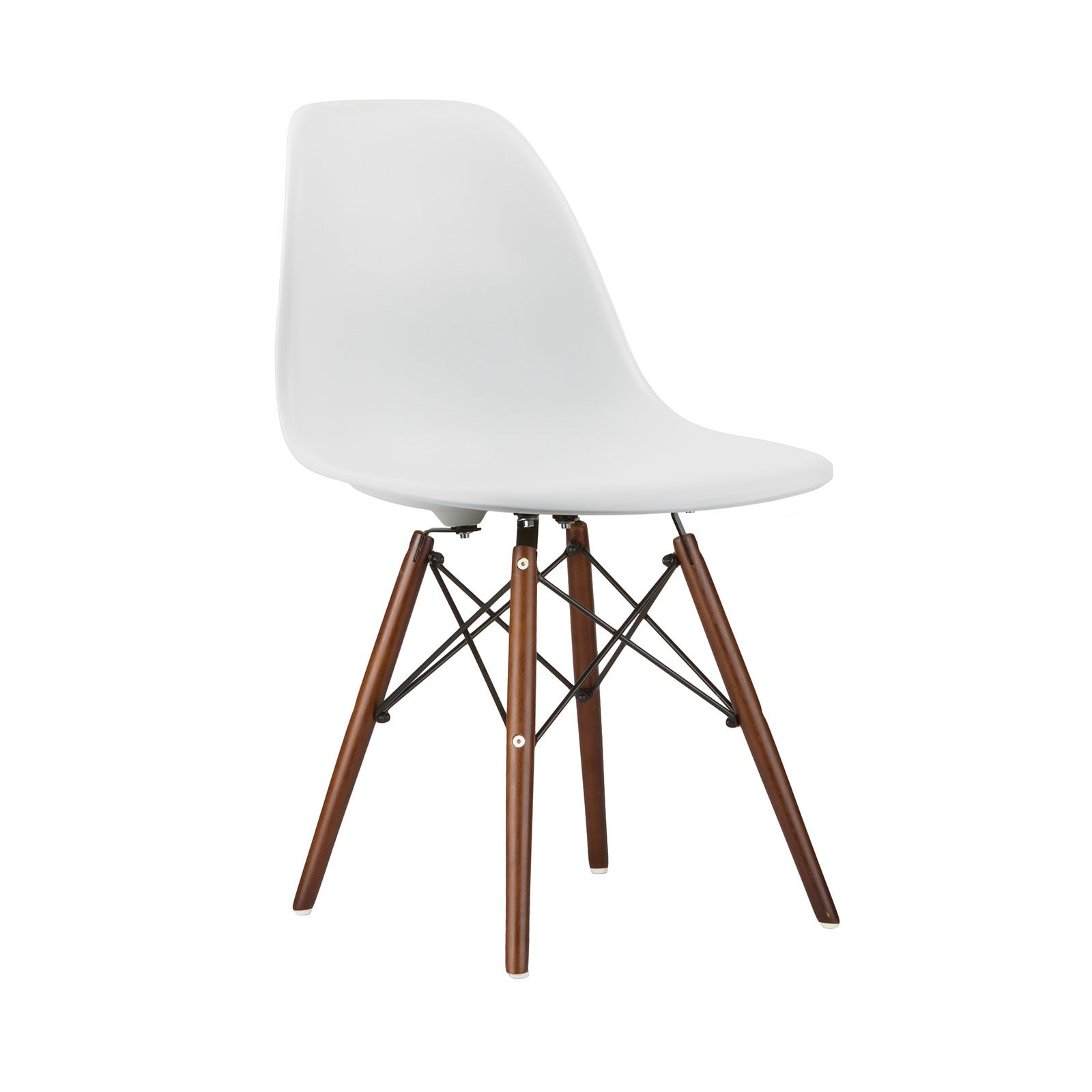 Beau Our Walnut Slope Chair Is Inspired By An Iconic Design Of The 1950s And  1960s. The Original Was Born Out Of Technological Advancements That Allowed  A Chair ...