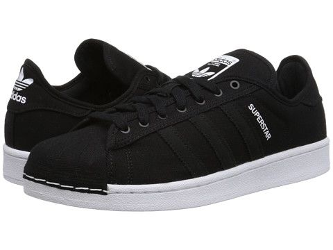 0829e22c39da adidas Originals Superstar Festival. Textile upper. Vegan  Free shipping  from Zappos. adidas Originals Superstar Festival Black And White Sneakers  ...