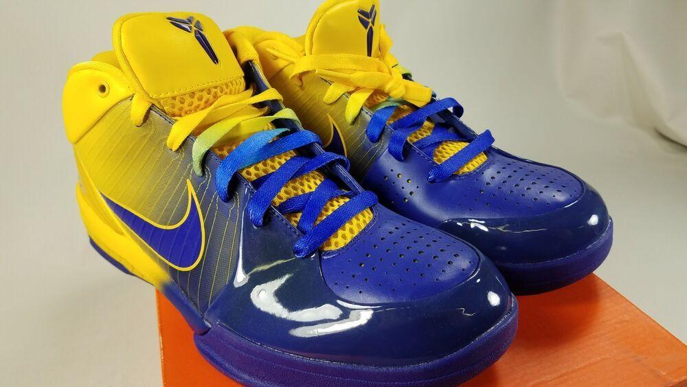 eBay #Sponsored 2009 Nike Zoom Kobe IV