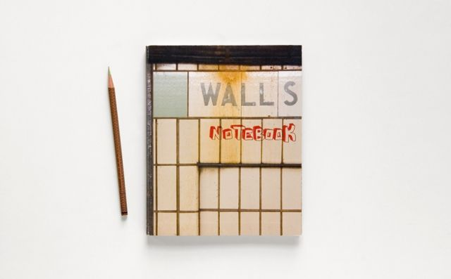 Walls notebook - right choice to become a streetartist <3 I must have it! ;)