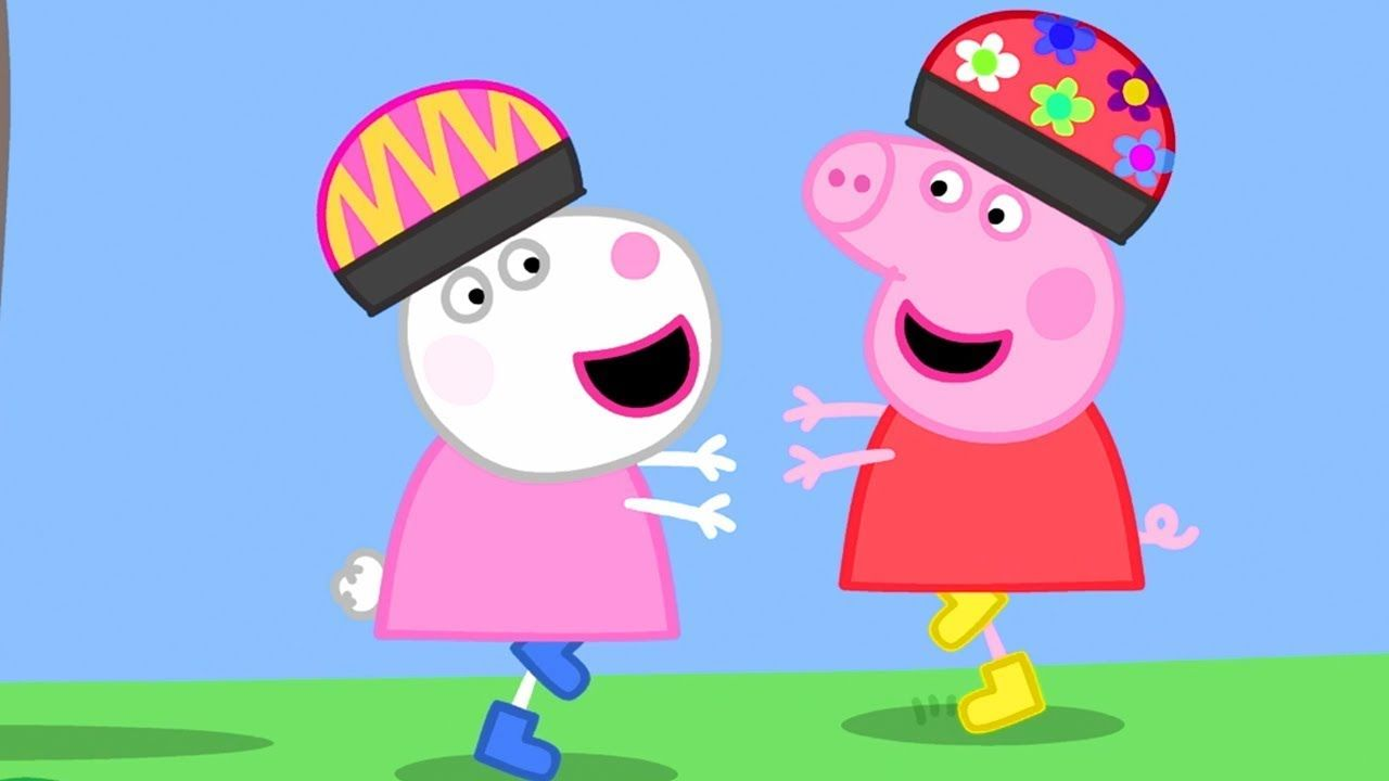 Peppa Pig English Episodes Playing Pretend With Peppa Pig